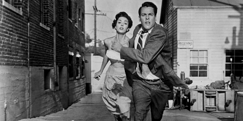 Coming out in the mid fifties,  Invasion of the Body Snatchers  has a lot to say about American soceity