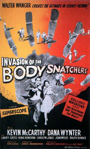 Invasion of the Body Snatchers Analysis(1956)