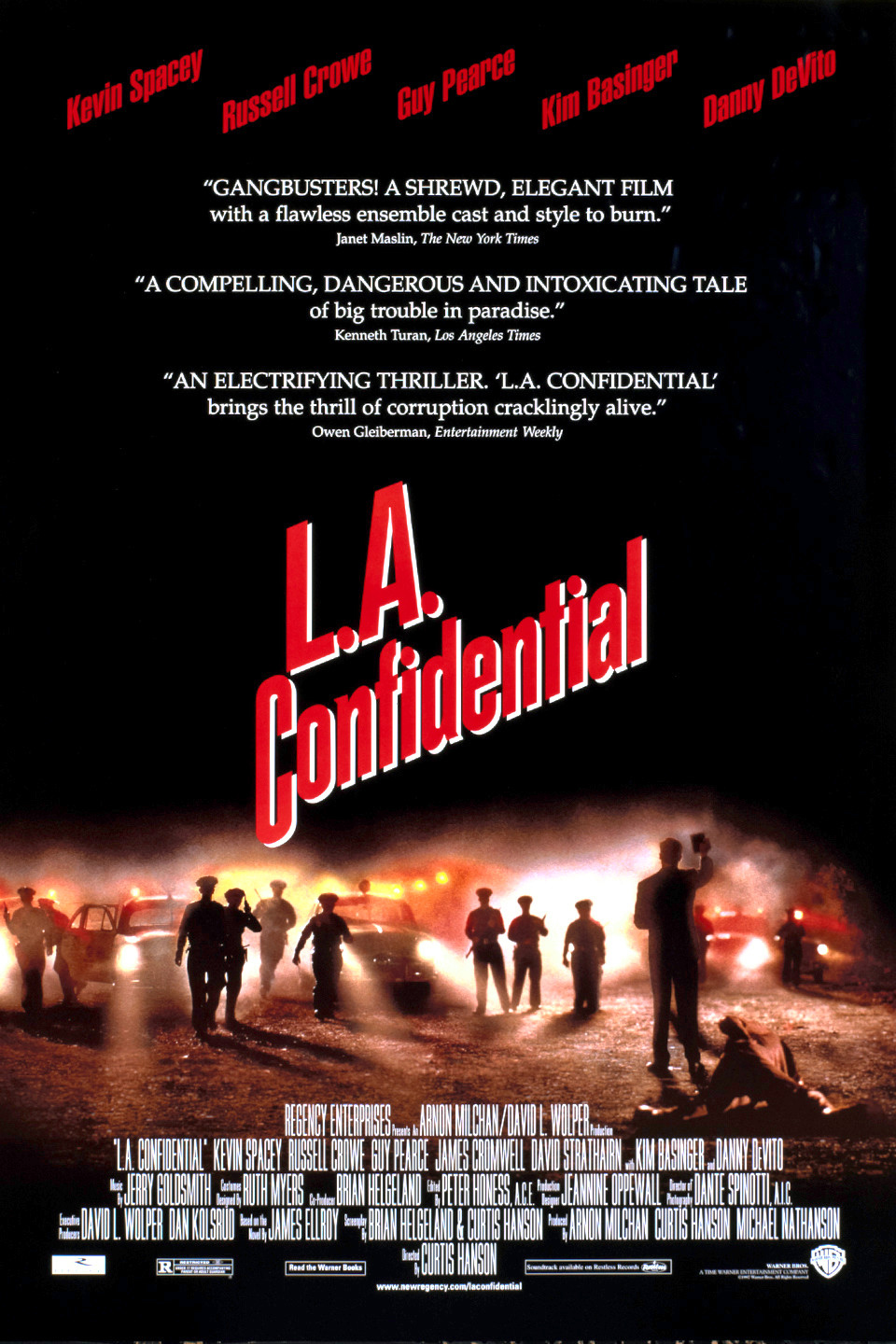 L.A. Confidential Analysis