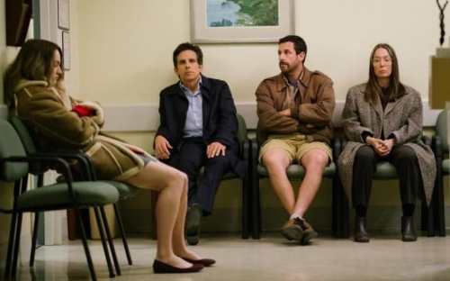 The Meyerowitz Stories  simultaneously makes audiences laugh and cry