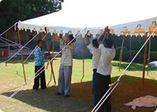 The exotic tradition of tents has touched the spirit and soul of many different cultures capturing the imagination of nomads and free spirits throughout ... & About our Tents u2014 Raj Tent Club NZ | Tent u0026 Furniture Hire