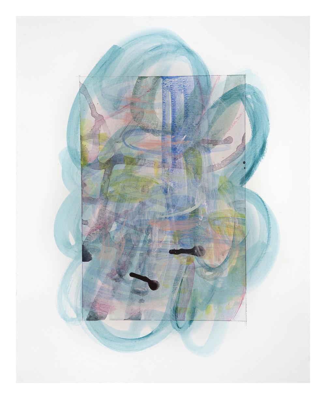 Untitled Aqua (01/16/13, #2)