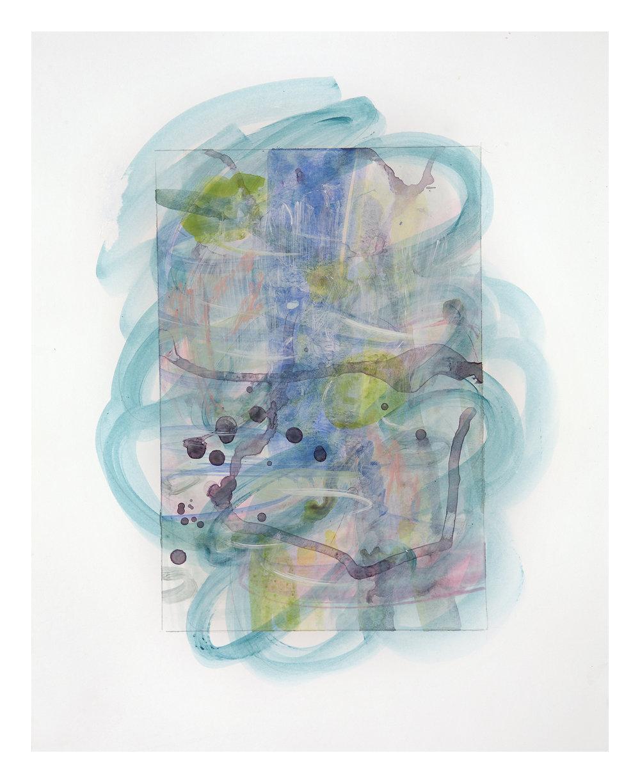 Untitled Aqua (01/16/13, #1)