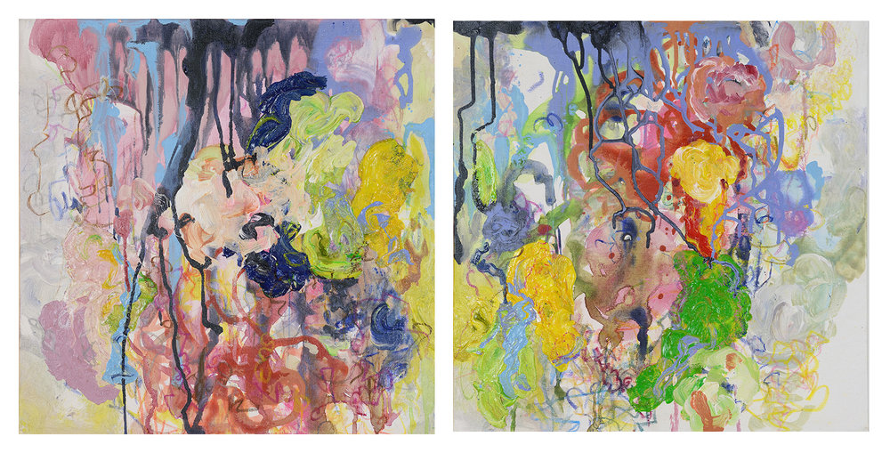 Diptych Spill/Naples