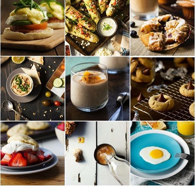 My #top9of2018  #foodphotography #foodstyling