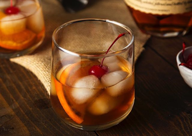 It's never too early for a old fashion.  #oldfashioncocktail #blantonsbourbon #bourbon #cocktails #happyhour #drinkoftheday #maraschinocherries #orangeslice #beveragephotography #foodphotography #foodphotographer #foodstyling #propstyling #feedfeed #foodandwine #bonappetit #f52grams #localeoc #canon #studiophotography #commercialphotography @blantons_bourbon @thefeedfeed.cocktails @thefeedfeed @orangecoastmag @localemagazine
