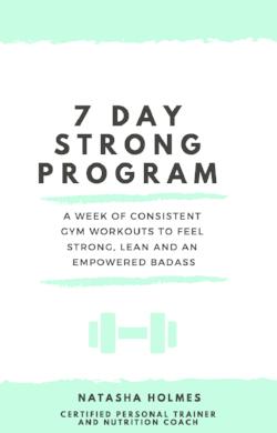 Free Workout Program