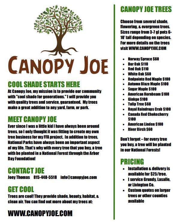River Birch  sc 1 st  Canopy Joe & Canopy Joe Trees u2014 Canopy Joe