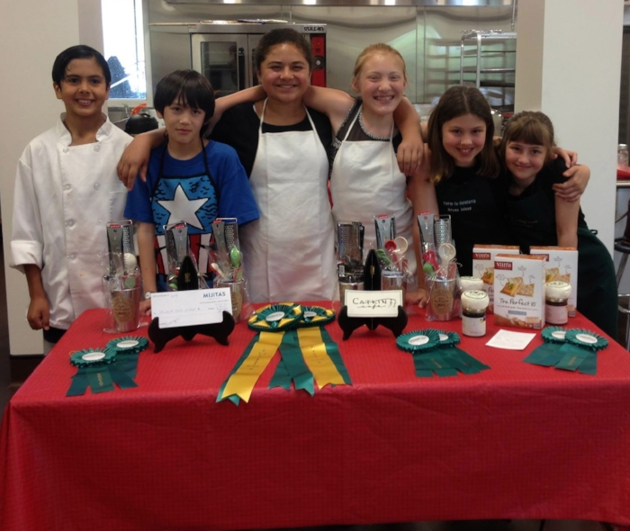 2015 Student Chef Contestants