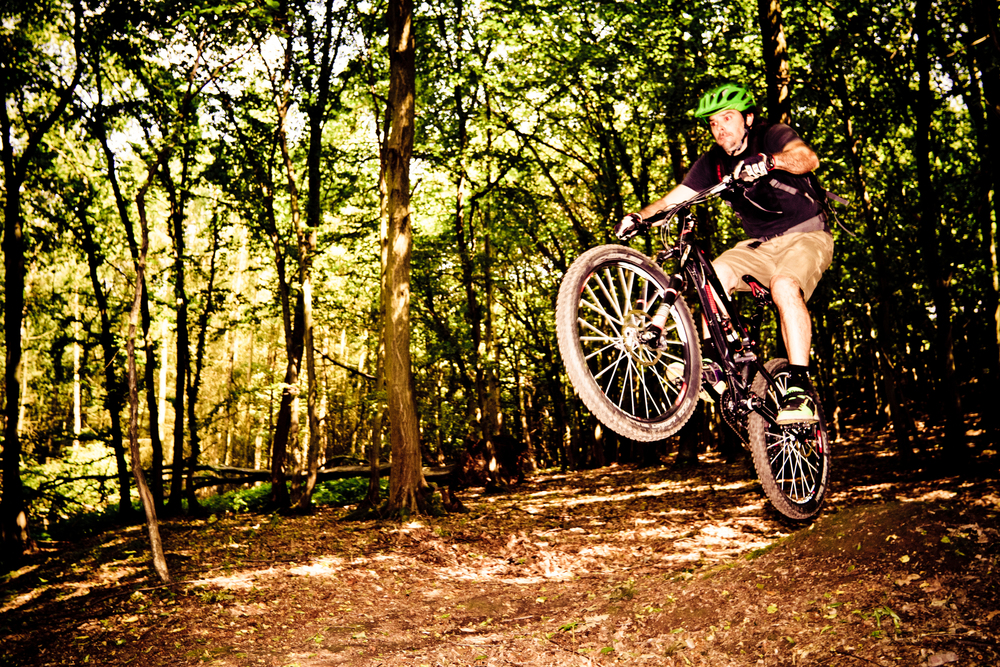 mtb trails in Prague