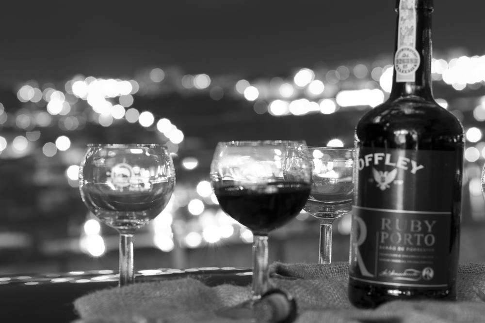 ...and Porto wine