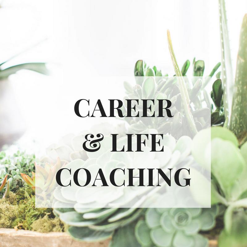 CAREER & LIFE COACHING