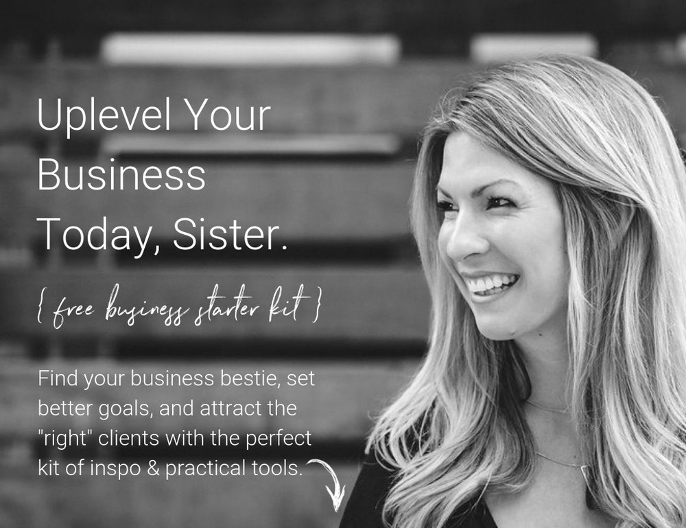 Uplevel Your Business Today, Sister with kelsey murphy