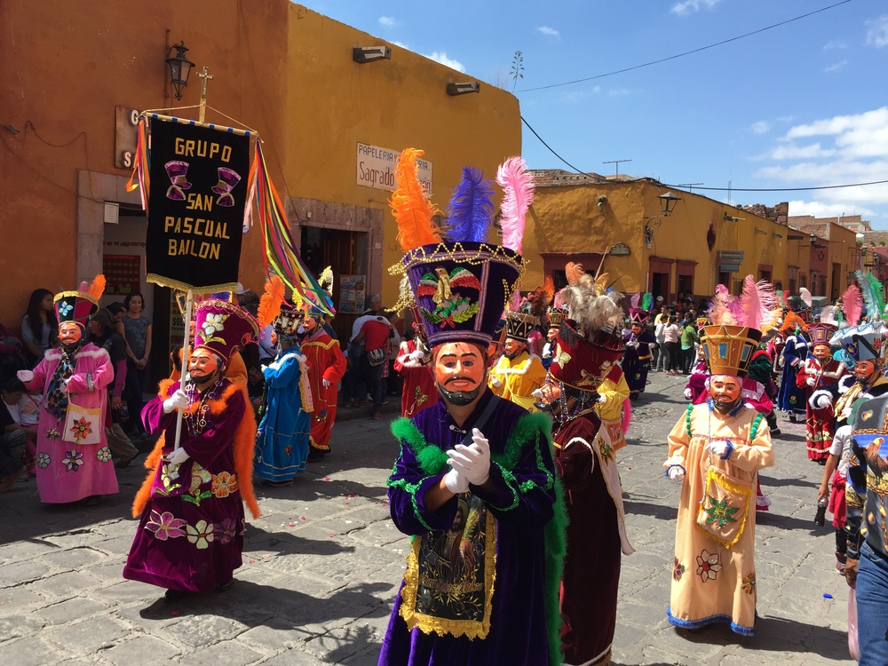 Fiesta in San Miguel