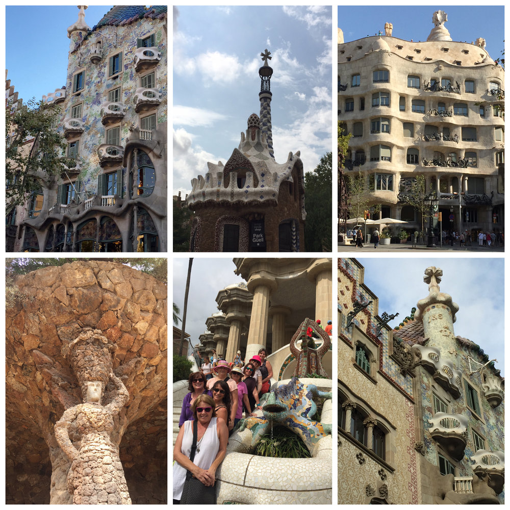 All things Gaudi