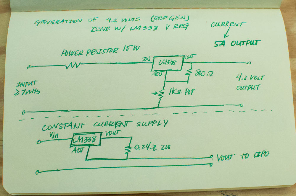 Charge circuit diagram 1.