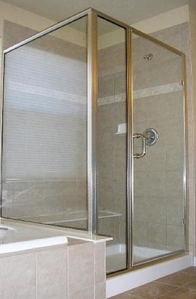 Framed Glass Shower Doors dc frameless glass shower doors | (202) 800-1877 | glass enclosures