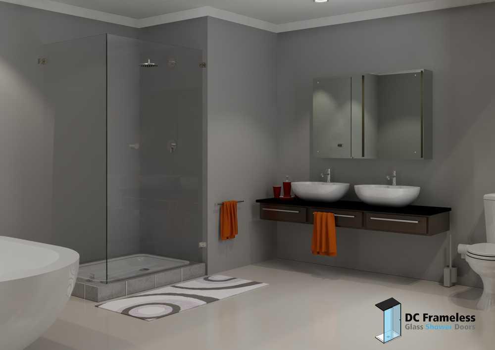 glass-shower-doors-dc