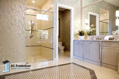framed-glass-shower-doors
