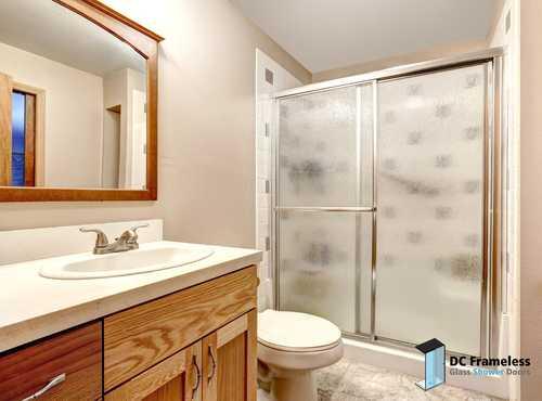 framed-shower-door