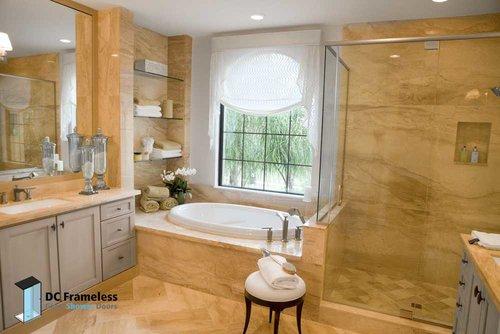 Sliding Shower Doors Dc Frameless Glass Shower Doors 202 800