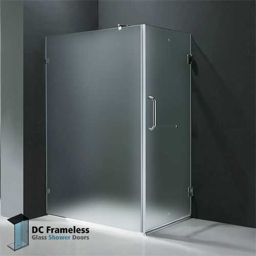 frosted-shower-glass