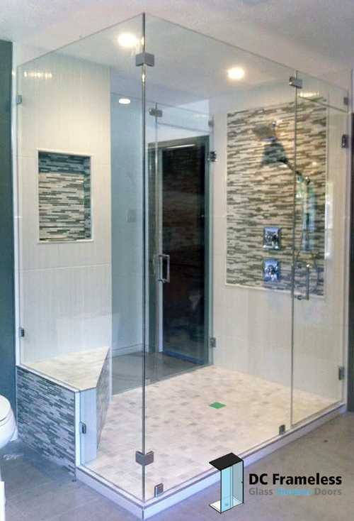 low iron shower glass - Glass Enclosures