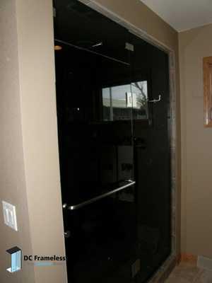 tinted-shower-door