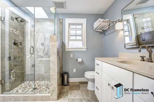 frameless-glass-shower-enclosure-dc