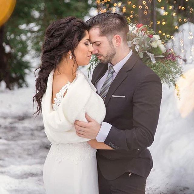 Love how this look turned out. ❤️ Repost @joannamossphotography @grousemountain  @tarahkostenkomakeup  @basketkasecreations4u @isabelles_bridal @staymagicaldesigns @olivera101 @aislehair