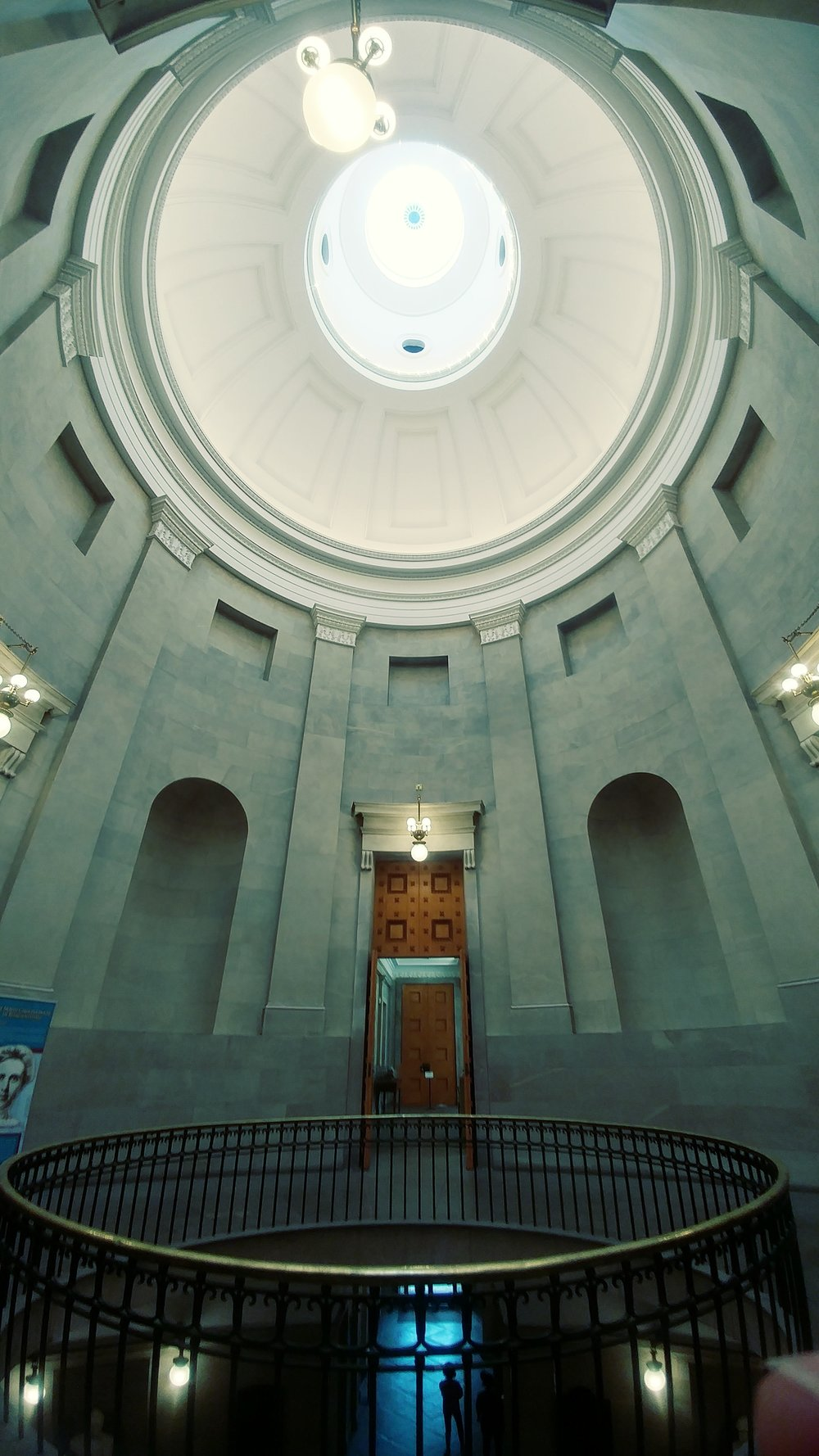 The Raleigh Capitol Building