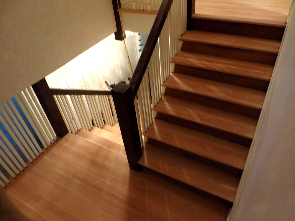 Restoration-Steps Red Oak