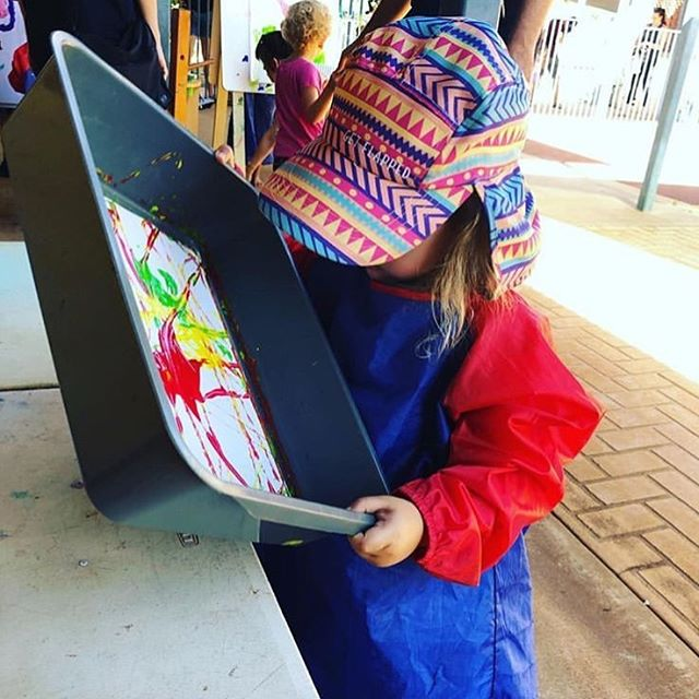 The perfect kindy, daycare or school hat! Never lose your little one in a crowd again! 📷 @em_mcleod  #getflapped #school #kindy