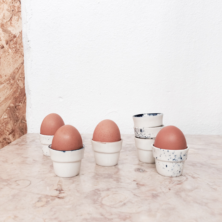 Ceramic Egg Cups -
