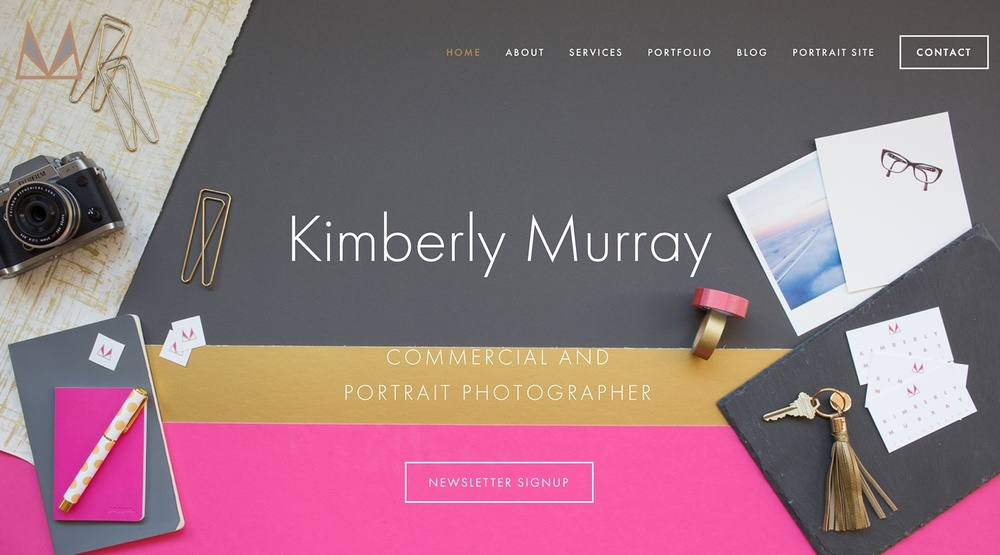 Atlanta photographer Kimberly Murray Home Page