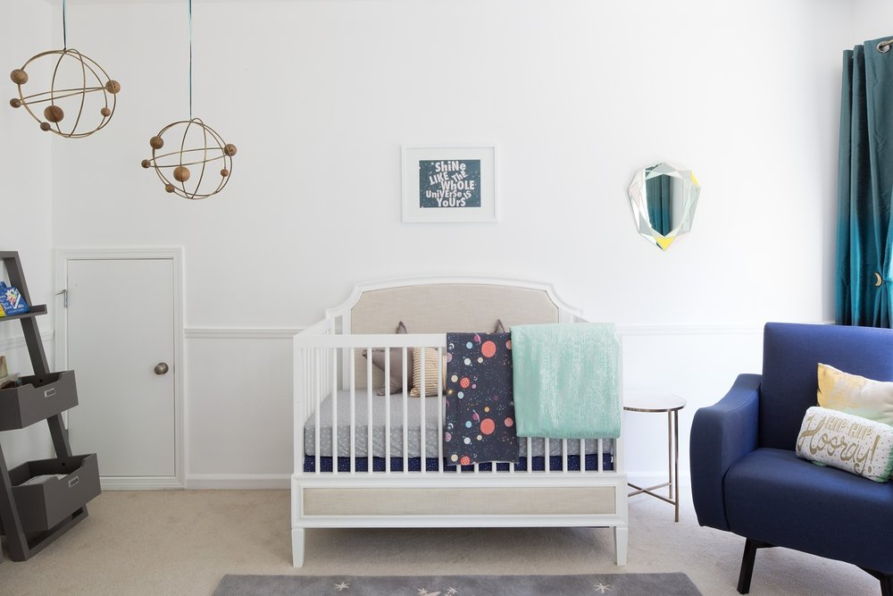 bright girl nursery