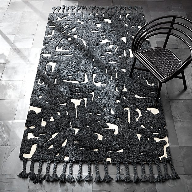 Studio Art Rug from CB2