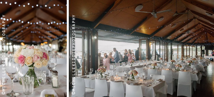 Rottnest Wedding at Aristos Restaurant.