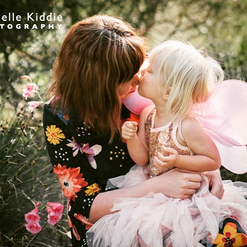 Spring is in the air and fairies are coming out to play. I was lucky enough to capture this cute little one with her mum the other day. #perthphotographer #perthfamilyphotographer #photographingfairies #familylove