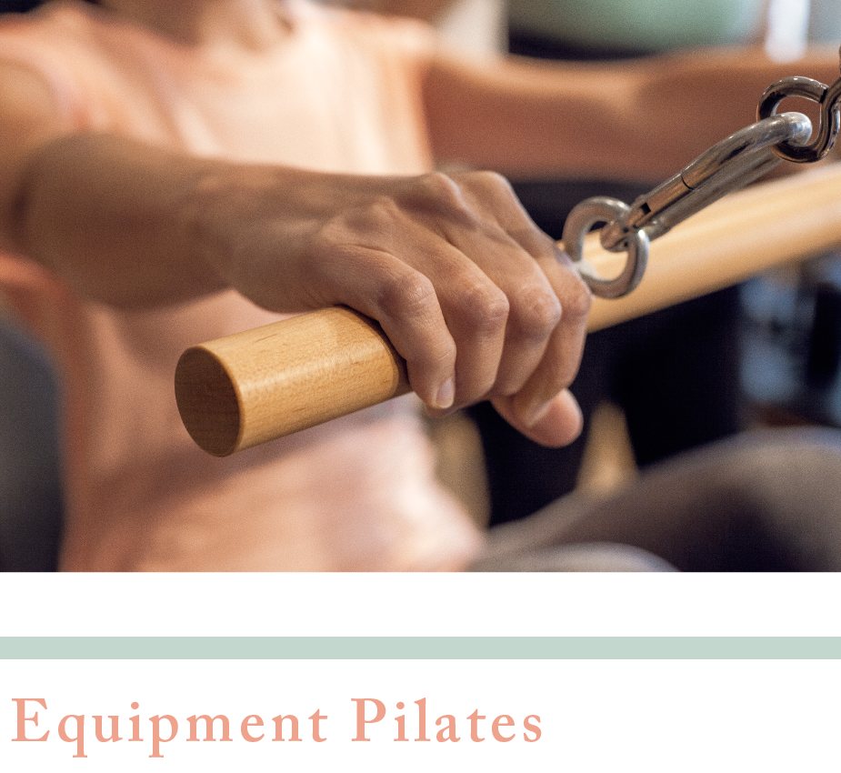 equipment pilates studio one