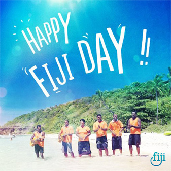 Image result for happy fiji day