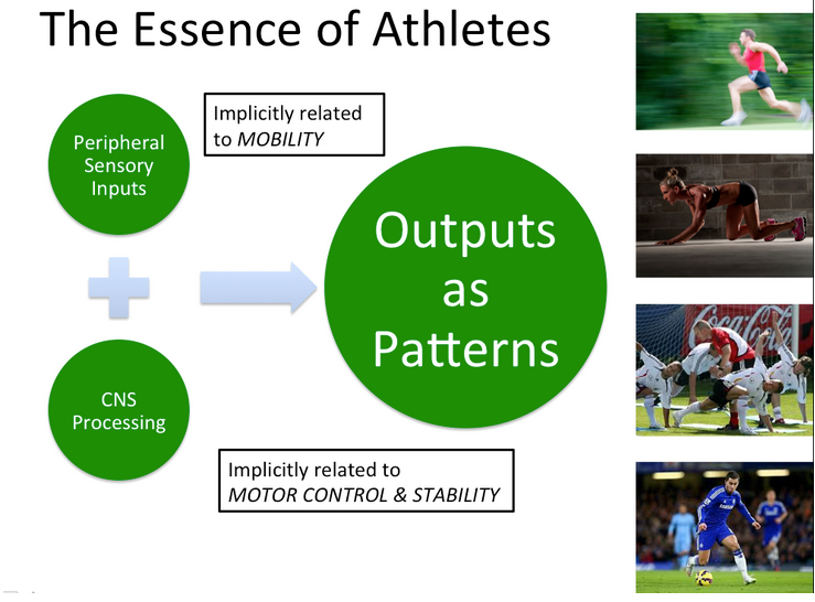 Athletes, Mobility, Patterns