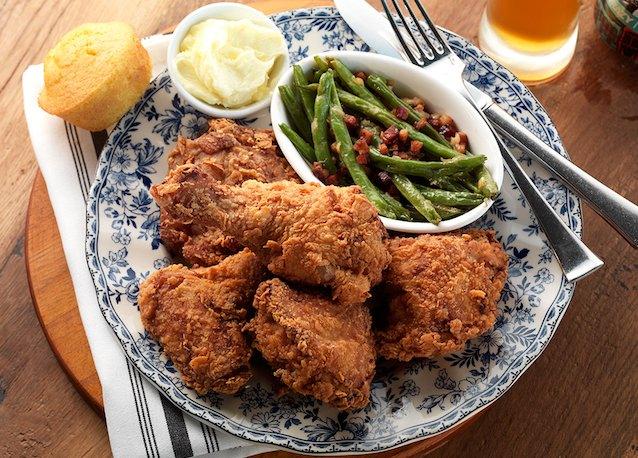 Harpers Bazaar Best Spots To Indulge in Fried Chicken