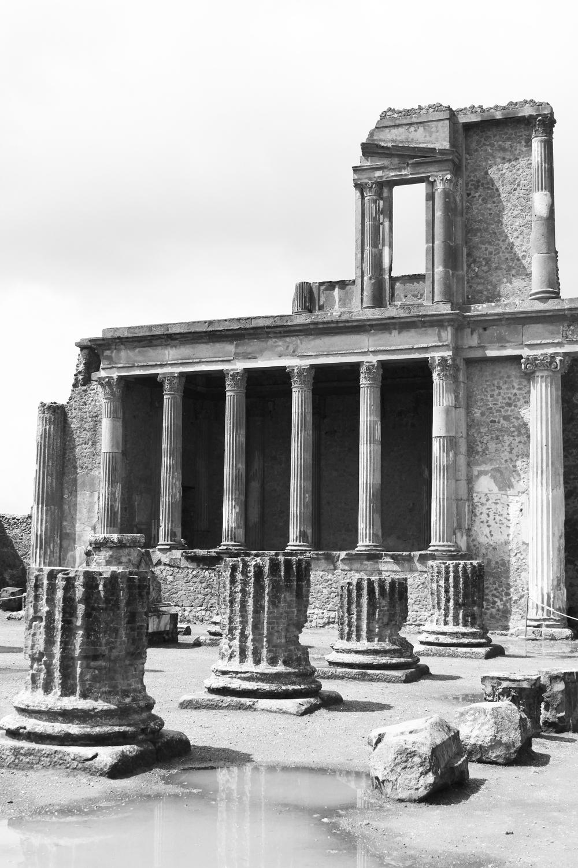 Scavi archeologici di Pompei, Italia