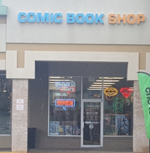 Thanks to Carol & John's Comic Book Shop for providing the comics mentioned in this story & with our giveaway for the Black Panther movie screening -
