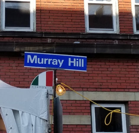 Murray Hill blackgirlincle