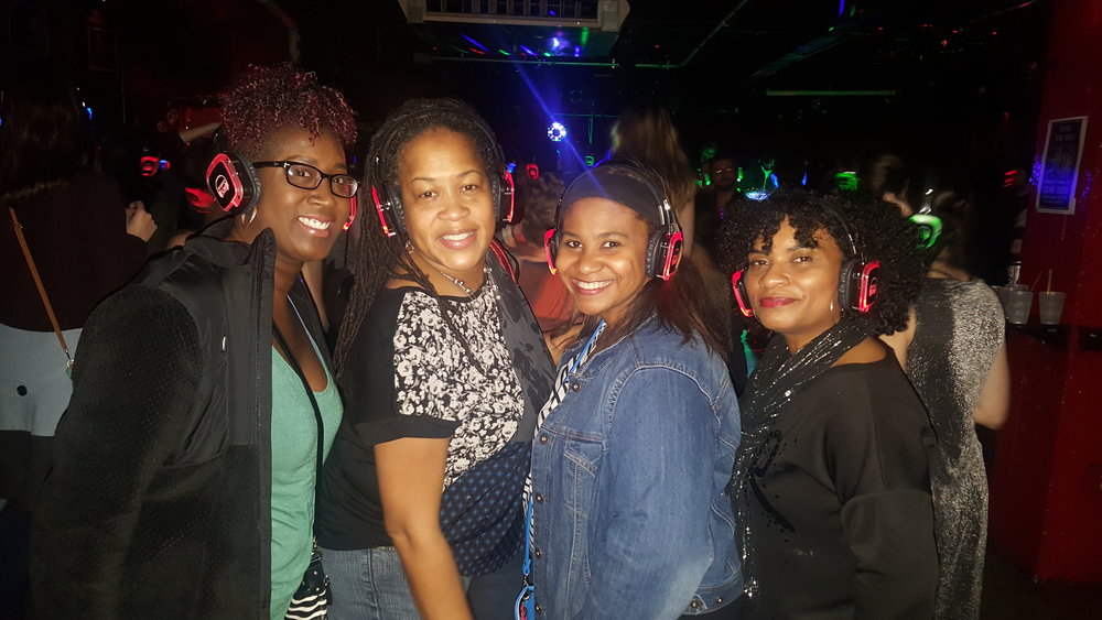 Blackgirl Silent Disco