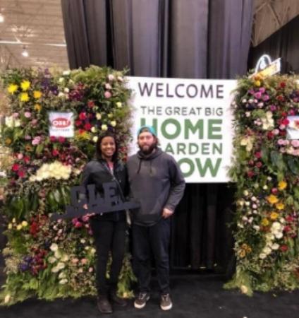 Brittney Moffatt Discovers The Great Big Home U0026 Garden Show