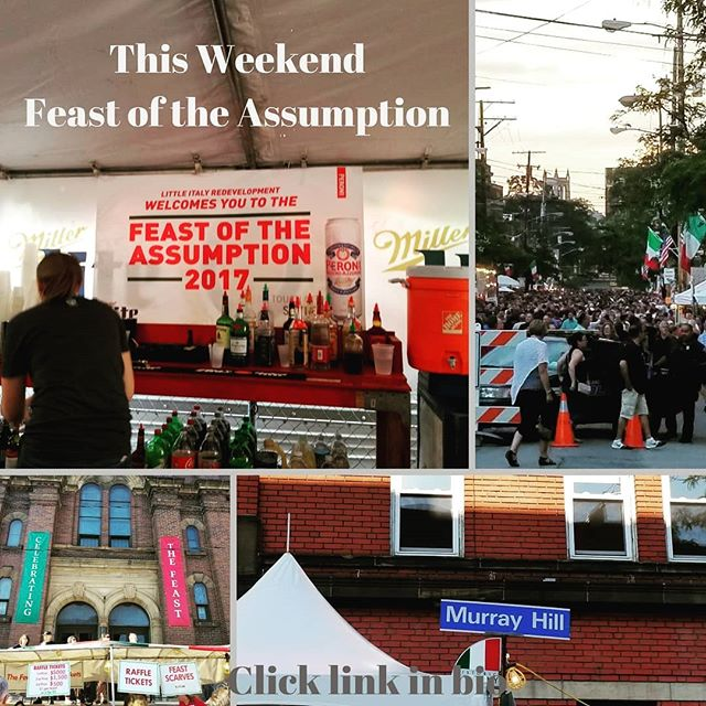 Feast of the Assumption is taking place in Little Italy until Aug. 18th. Thinking about going but not sure what to expect? Read Shana's first time experience at last year's Feast. Click link in bio . . .#blackgirlincle #littleitaly #trynewthings #firsttimer #visitmeincle #thisiscle #feastoftheassumption #cleveland #CLE #Clevelandadventures #Clevleander #festival #weekend #FBF @unversitycircle  @littleitalycle  #friday #CLEblackgirl