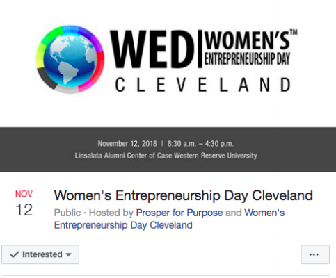 Was it an empowerment conference? Love those. Was it going to be about self-care? Need that. Would I get to be in a room full of amazing women? I hoped (it was)    Photo courtesy of Facebook